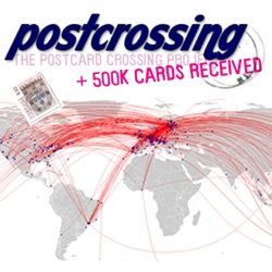 There is a link on this page to a really cool site; Postcrossing.com  It's like instant penpals sort of.  You register and other folks register and then you request a postcard and a random registered person will send you a card and then you will get a card from some other random person...kind of a legit, well organized chain letter.  Looks cool, I'm awaiting my first postcards! :o)  This would be awesome for homeschool kids to learn geography and actually connect with a lot of countries.