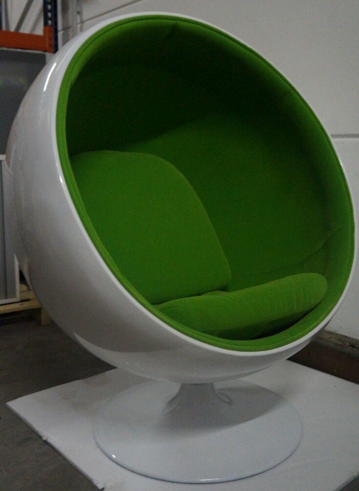 Ball Chair, Egg Chair, Ballchair, Design Sessel