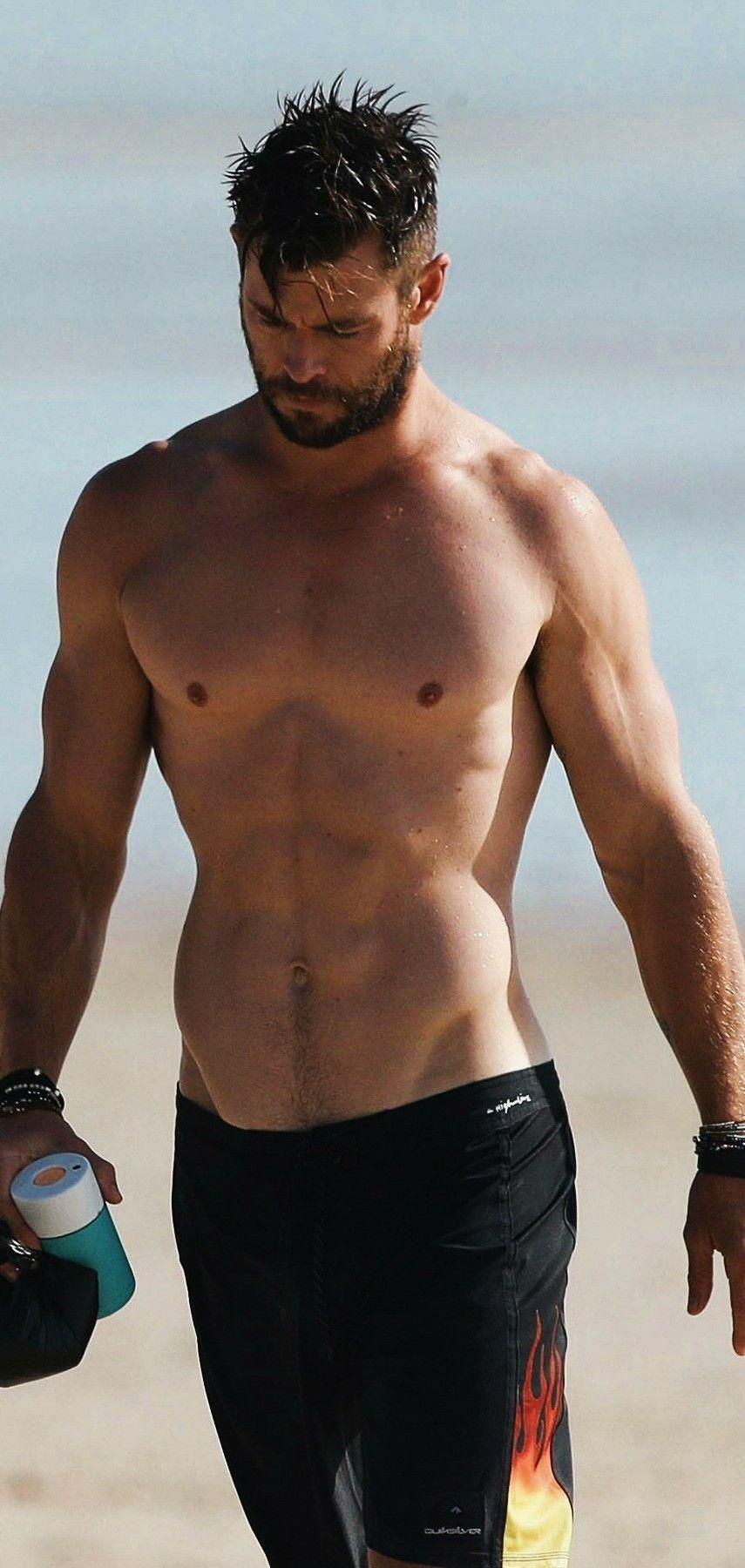 Chris Hemsworth Chris Hemsworth Shirtless Liam Hemsworth Chris Hemsworth