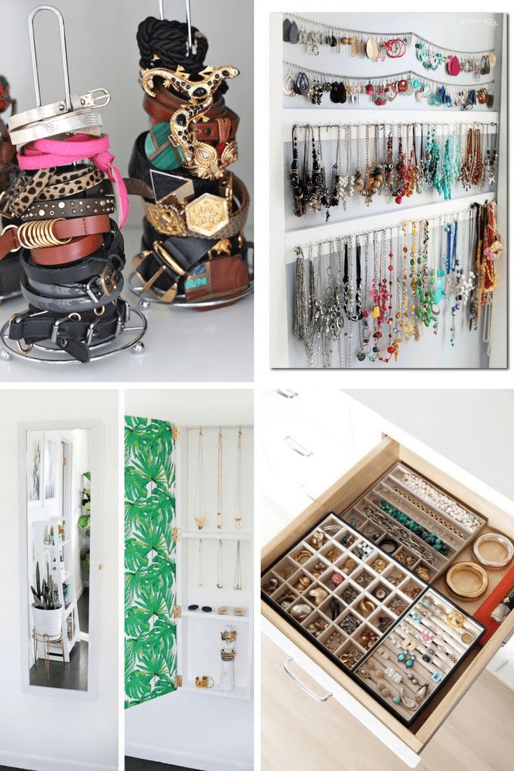 How To Store Your Jewellery Alarna Hope Jewellery Storage Ikea Jewelry Storage Accessories Storage