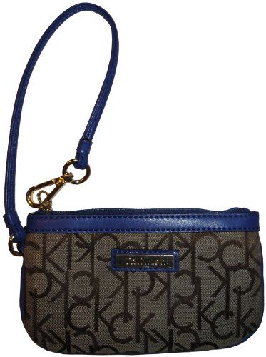 NWOT Calvin Klein Signature Pebbled Crossbody Bag   Calvin