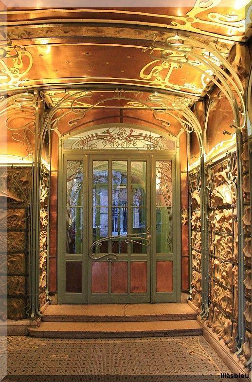 Paris Hector Guimard Via TumbleOn