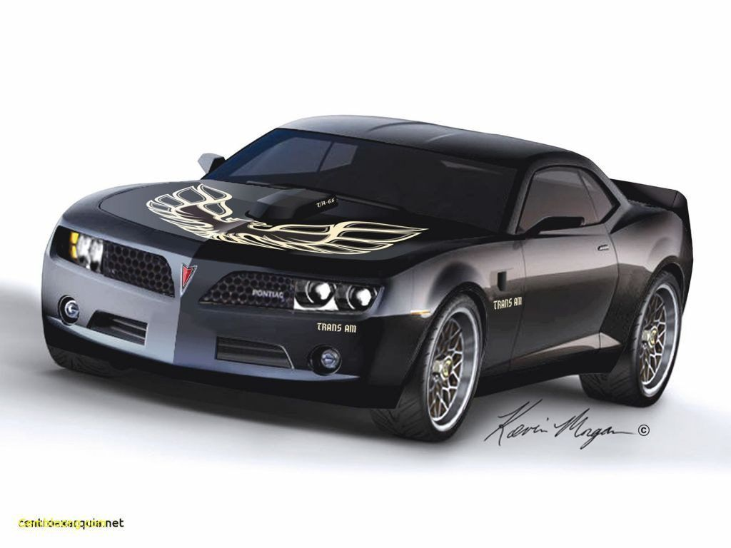 2020 Pontiac Firebird Redesign and Concept