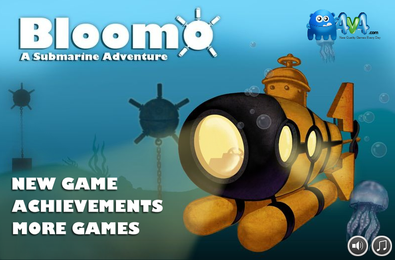 Bloomo A Submarine Adventure Hacked Play at http//www