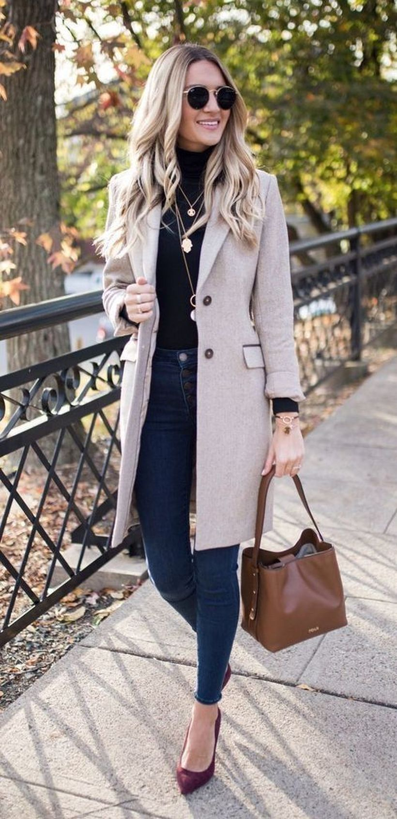 Photo of 28 Stylish Women Work Outfits for Autumn