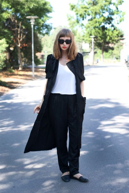 Outfit: The Gentlewoman   amazed