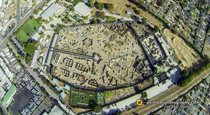 1 paintball & airsoft field in the world hollywood