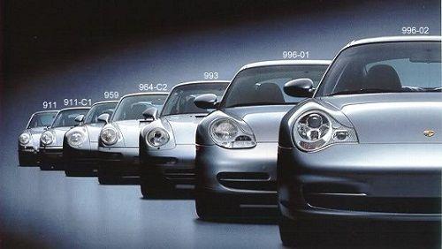 50 năm và 7 thế hệ danh giá của Porsche 911 (phần 2) - http://xeoto.asia/50-nam-va-7-the-he-danh-gia-cua-porsche-911-phan-2.shtml