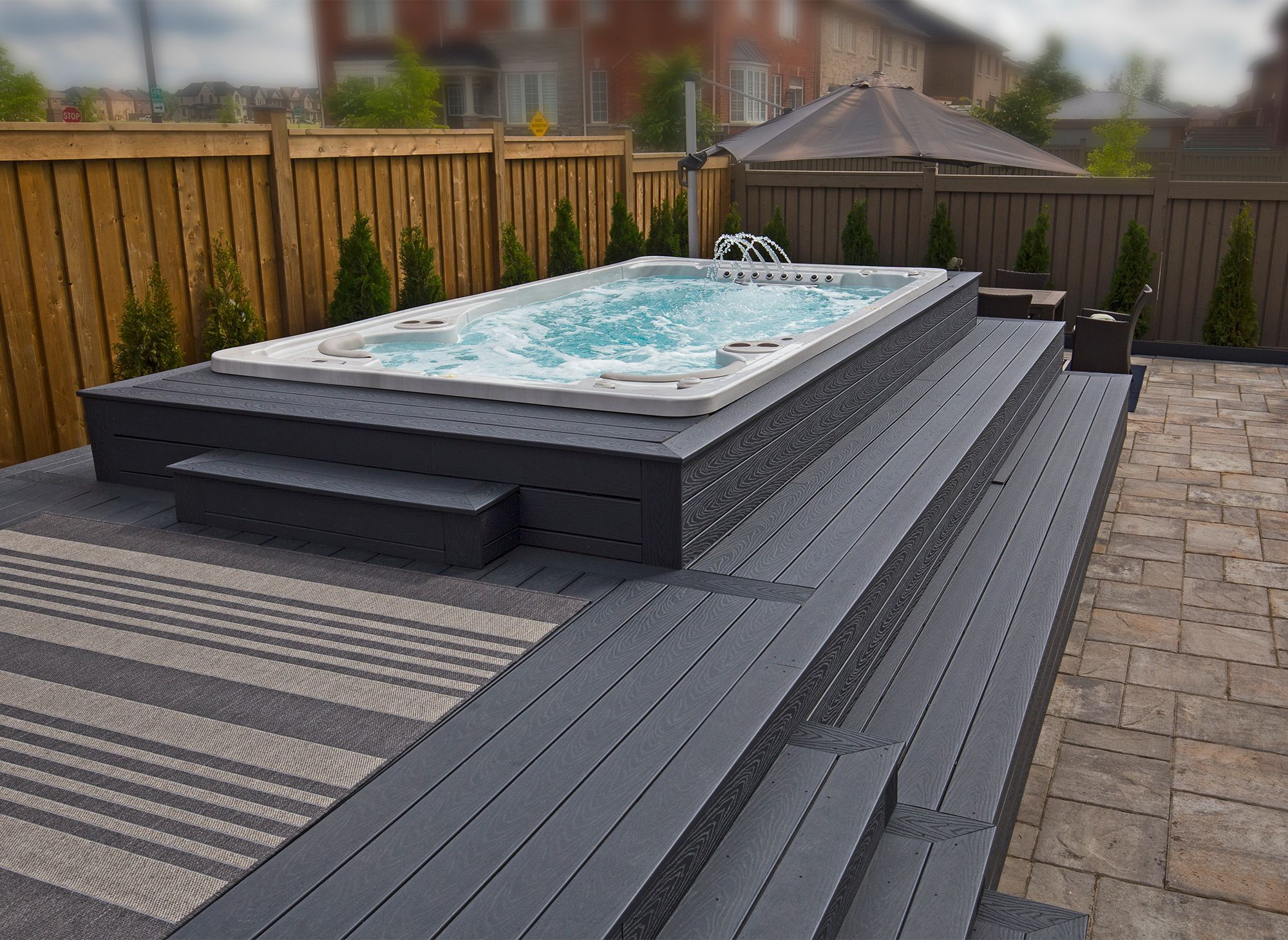 13 The Best Stone Outdoor Patio Suggestions Patiochairs Patiocovers Patiofurnitureclearanc Homemade Swimming Pools Swimming Pool Lights Swim Spa Landscaping