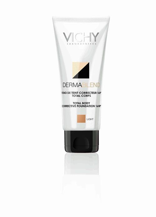 Versteckt Hautmängel: Vichy Dermablend Body