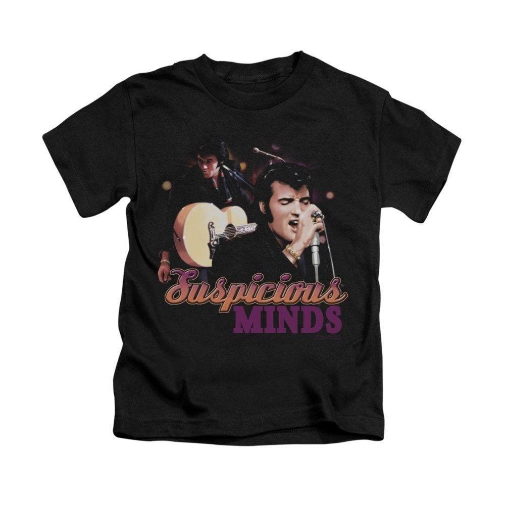 Elvis Presley - Suspicious Minds Kids T-Shirt