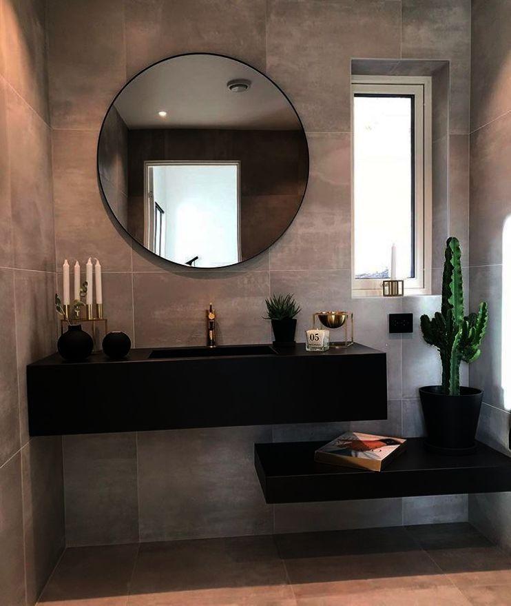 Gold Bathroom Interior Design considering Bathroom ...