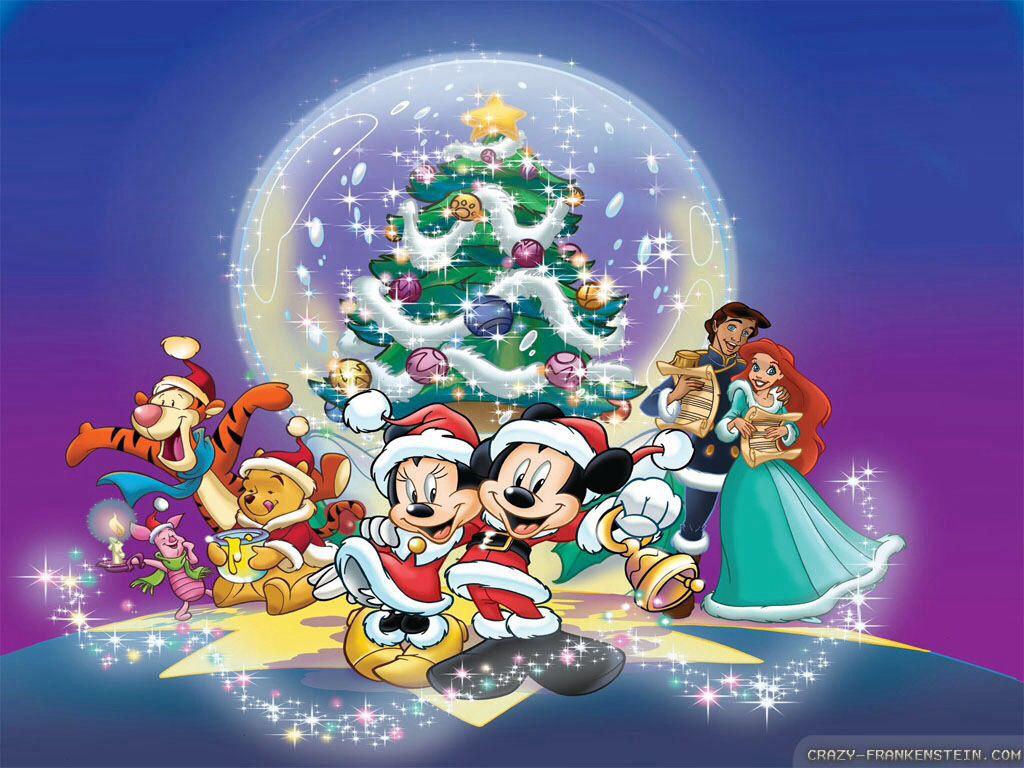 Christmas Image Mickey Noel Disney Personnage Disney