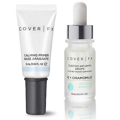 Skincare Review, Ingredients: Cover FX Custom Infusion