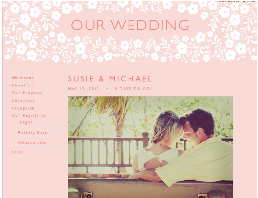 The 8 Dos and Don'ts of Wedding Websites The knot