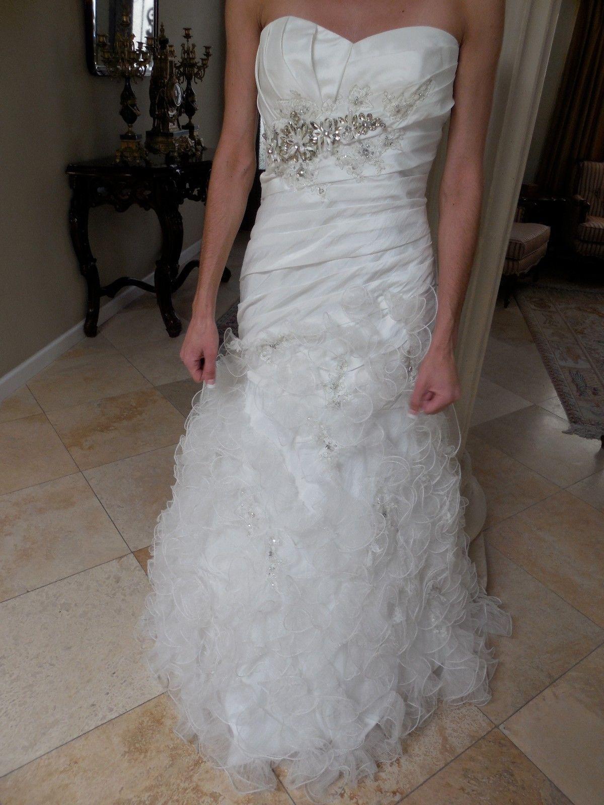 Michaelangelo wedding dress  BRAND NEW MORI LEE wedding dress size   Mori lee wedding dresses