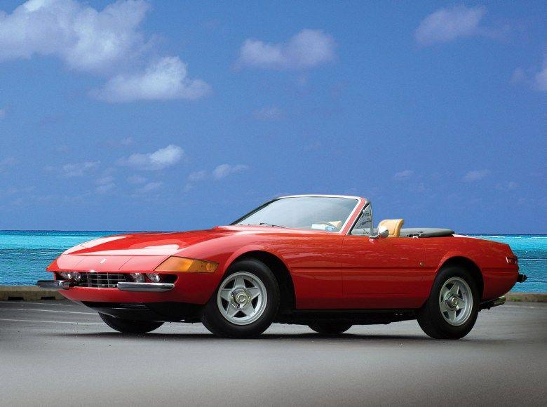 1970 Ferrari 365 Gtb 4 Daytona Spider Gallery Gallery Supercars Net Ferrari Ferrari Vintage Daytona