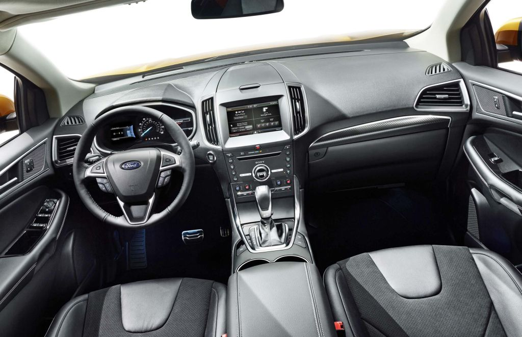 First Look 2015 Ford Edge Ford Edge New Ford Edge Ford