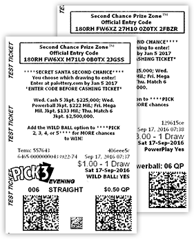Enter Now: PA Lottery's Secret Santa Second-Chance Drawings