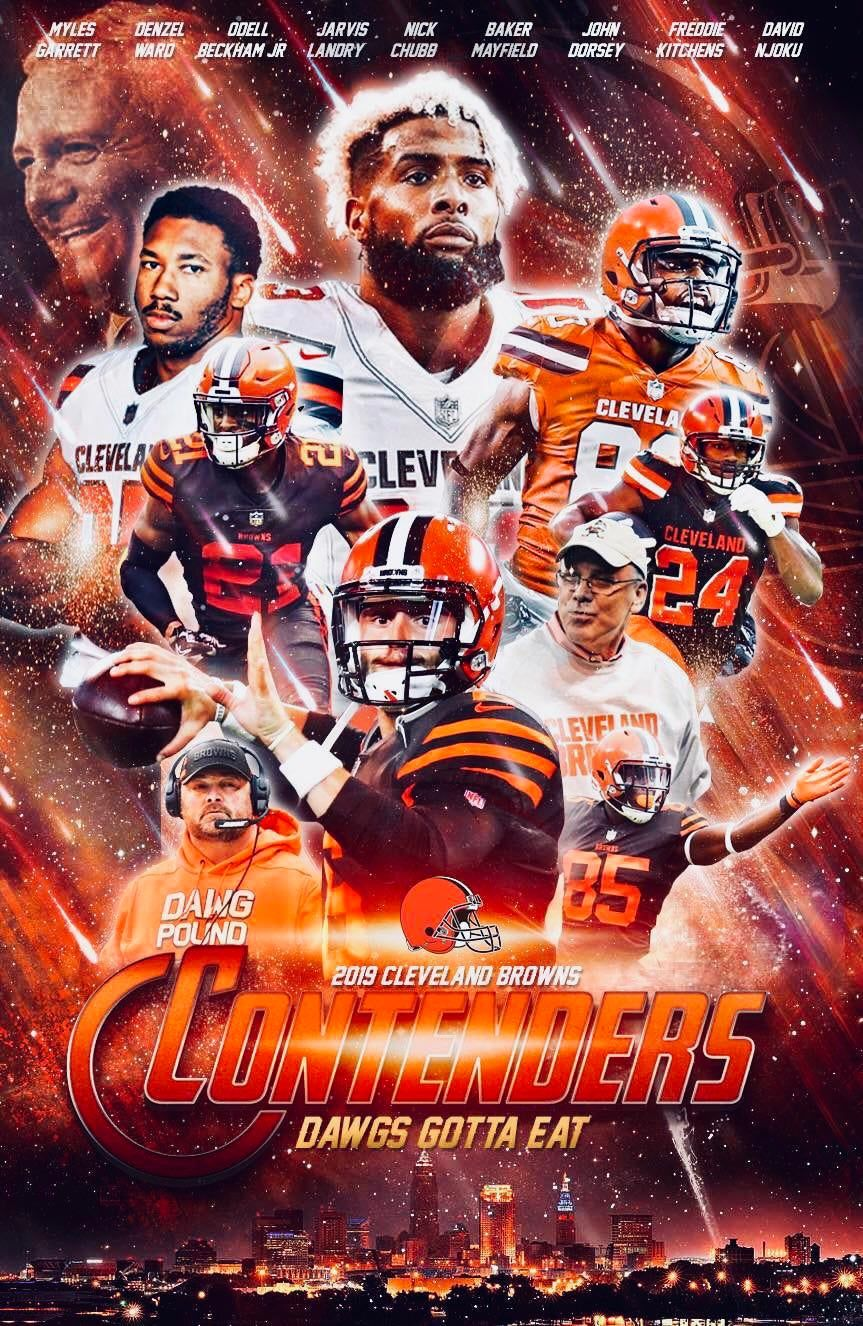 Its Our Time To Shine Babbby Browns Cleveland Browns Football Cleveland Browns Wallpaper Cleveland Browns