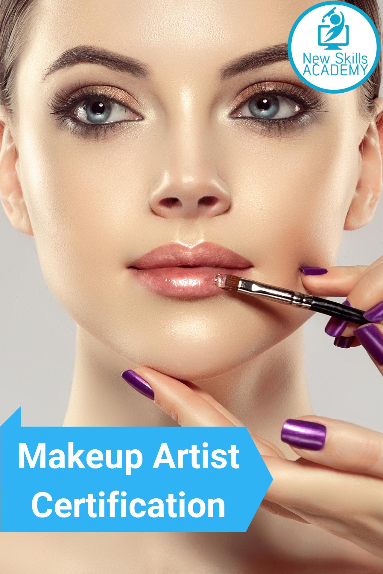 Makeup Artist Certification Only 26 Usd In 2020 Makeup Artist Certification Makeup Ysl Makeup Foundation
