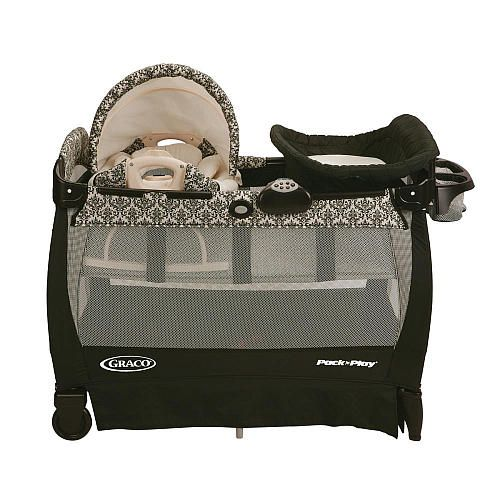 Graco Pack N Play With Cuddle Cove Rocking Seat Play Yard Rittenhouse Graco Babies R Us Graco Pack N Play Baby Pack And Play Pack And Play