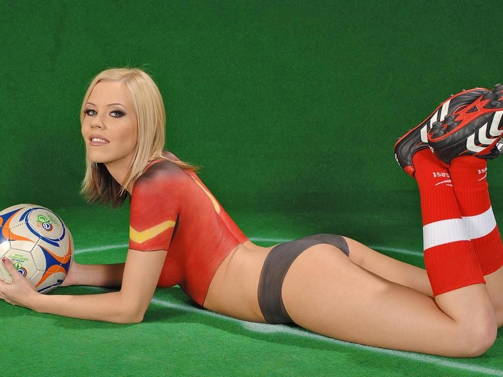 football art Women body