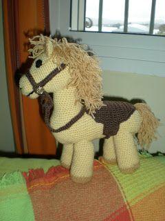Amigurumis Crochet Y Otras Cosillas Juani Caballo