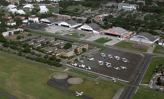 Aeroporto Campo De Marte Saopaulo Sp Campo Grande Baseball