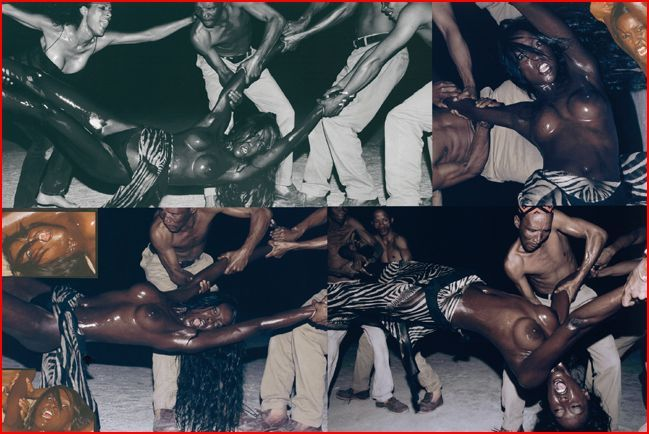Violence in Fashion: Pirelli Calendar (click thru for analysis)