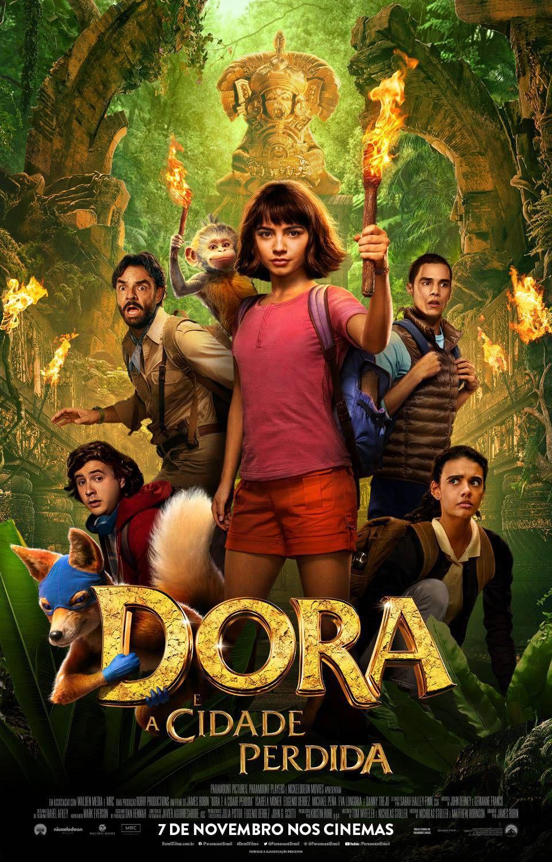 Dora E A Cidade Perdida Adoro Filmes Filmes Filmes Gratuitos