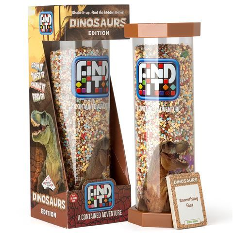 Games - Find It Dinosaurs