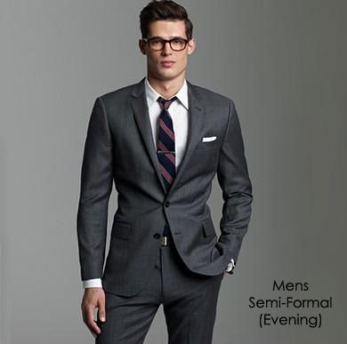 Evening Attire For Men | Men's Fashion | Pinterest | Fashion ...