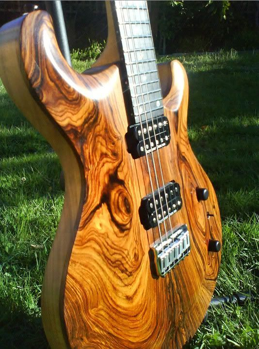 Exotic Wood Guitar Exotic Wood Guitars Do You Have One