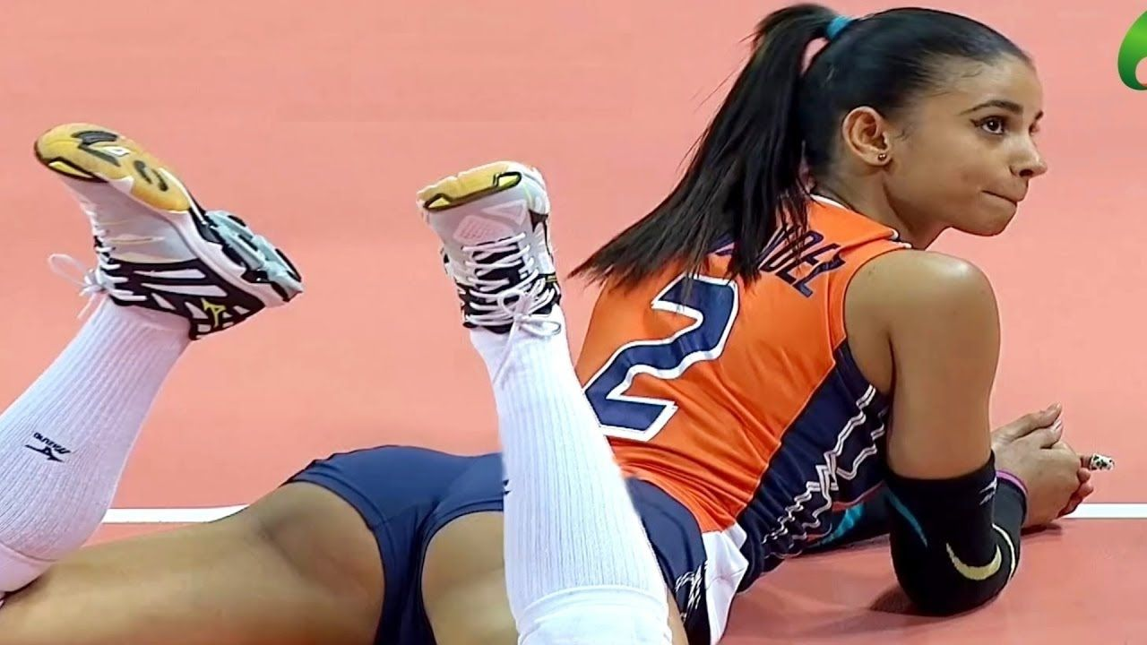 The Hottest Female Athletes Winifer Fernandez Olympic Volleyball Players Women Volleyball