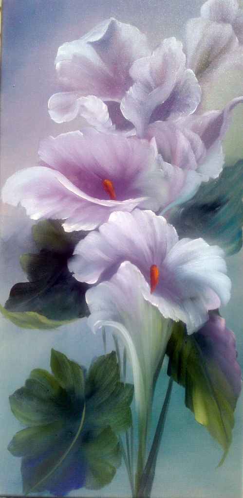 Jarros Flores Pinterest Flowers Paintings And Flower