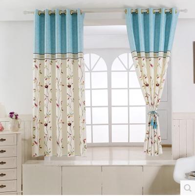 Günstige 1 STÜCK 2 Farbe Kurzen Vorhang Halbschatten Vorhänge Für Die  Schlafzimmer Phantasie Kinder Moderne Vorhänge
