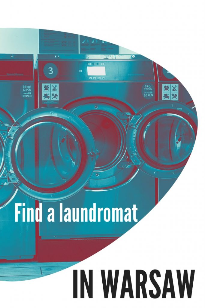 Find Laundromats in Warsaw Warsaw, Laundromat, Dry