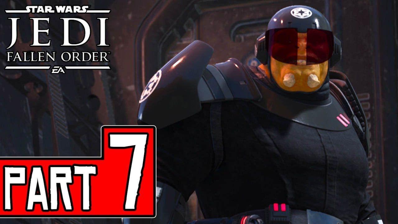 Star Wars Jedi Fallen Order Walkthrough Part 7 Ps4 Pro No
