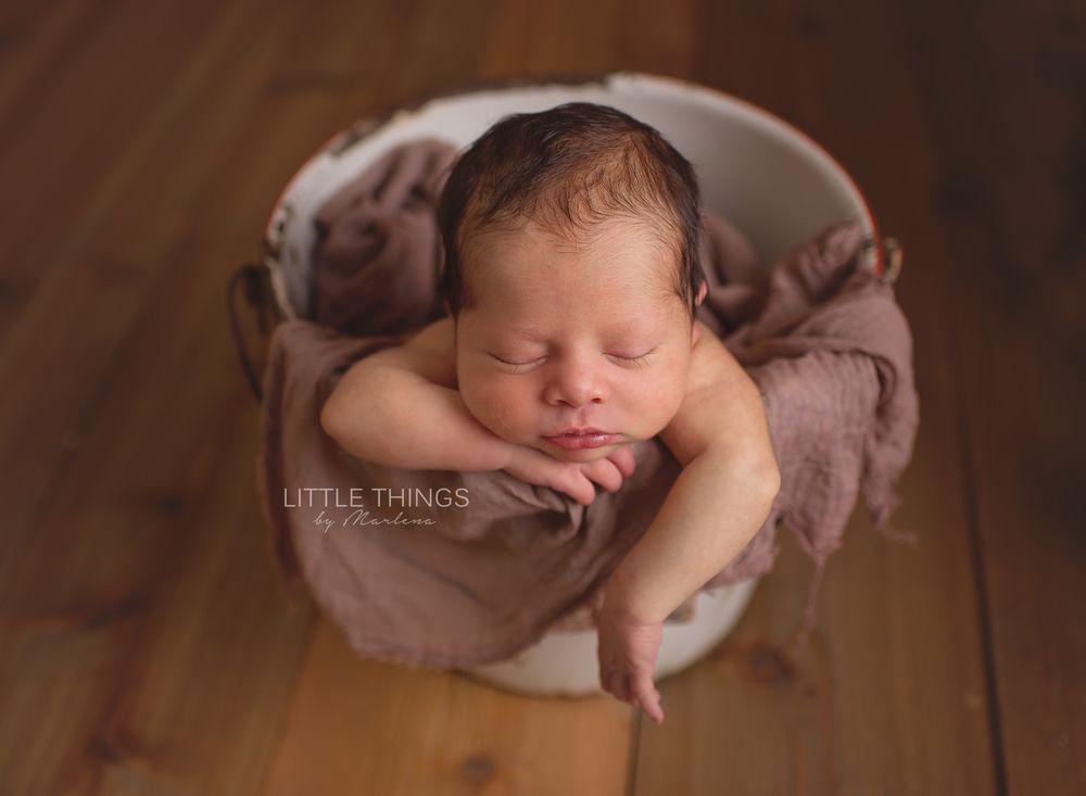 Little things by marlena boise idaho newborn photographer newborn poses newborn session