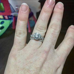 Shayna Pierce Wedding Rings Pinterest Engagement Ring Cuts