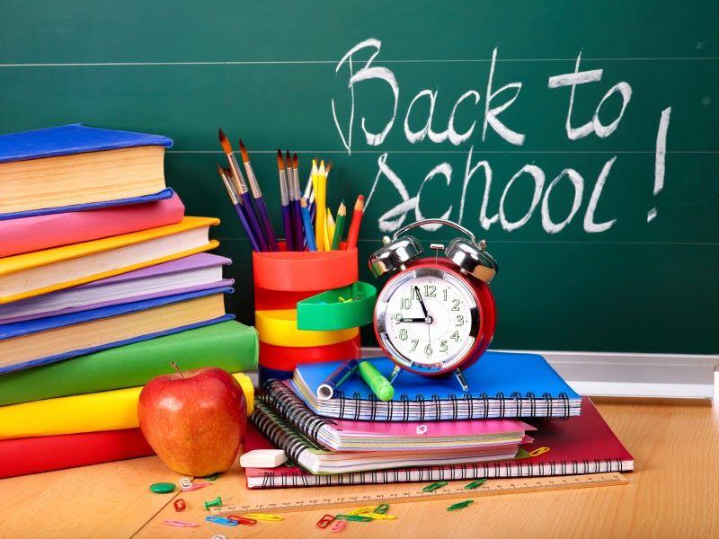 Umm Maimoonah's Journal: Back to Home School - School Year 2014/2015