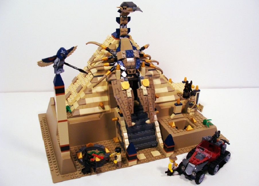 lego pharaoh's quest coloring pages (With images) Lego