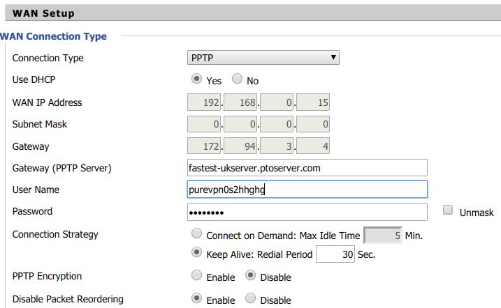 My VPN setup. Update!   Setup. Ip address. Word search puzzle
