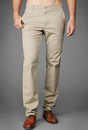AG The Slim Khaki Pant - Light Khaki, light blue, cayenne red ...
