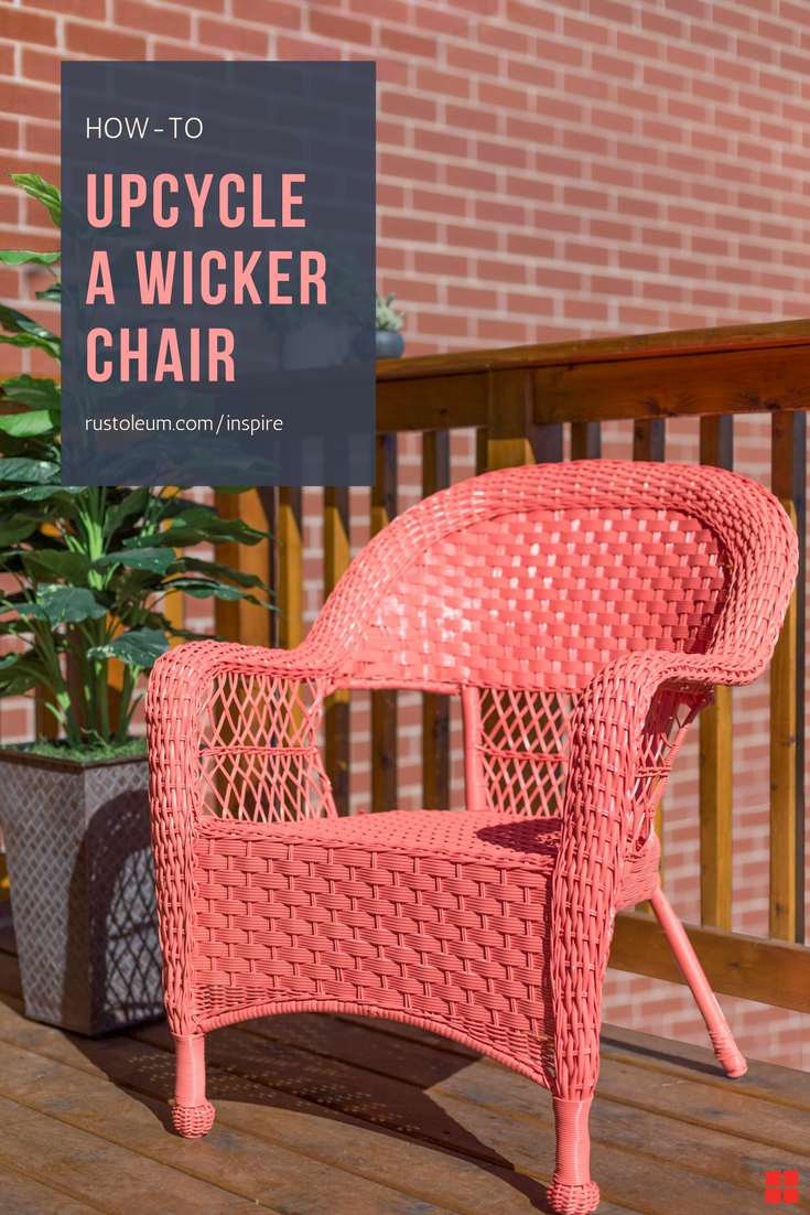You Can Makeover Or Redo Your Indoor, Outdoor Or Balcony Wicker Furniture  By Painting It With Rust Oleum ... Part 45