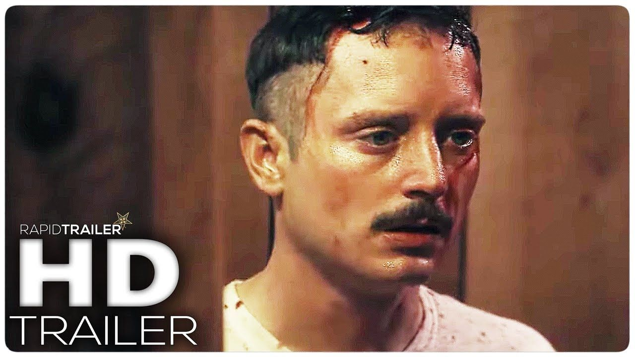 Come to daddy official trailer 2020 elijah wood horror