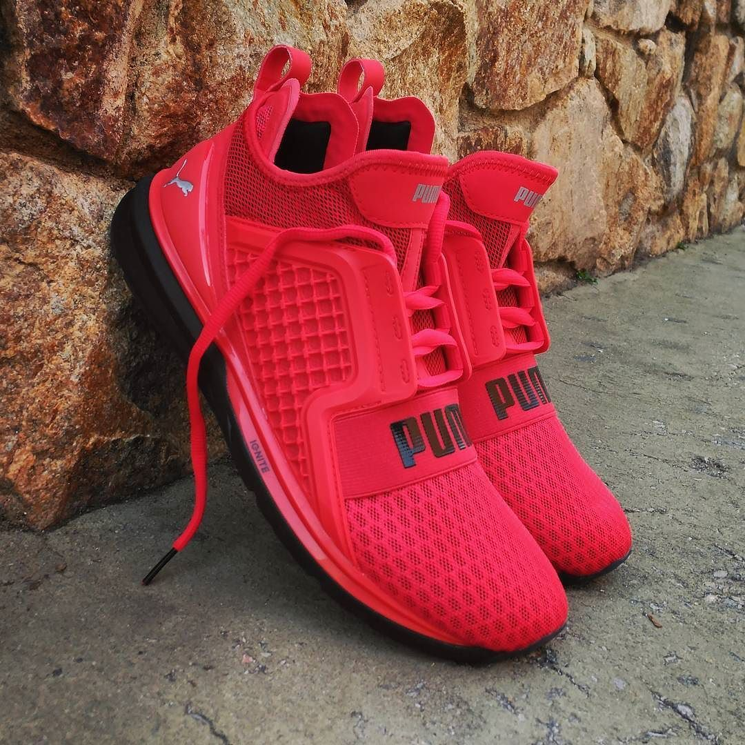 red puma ignite
