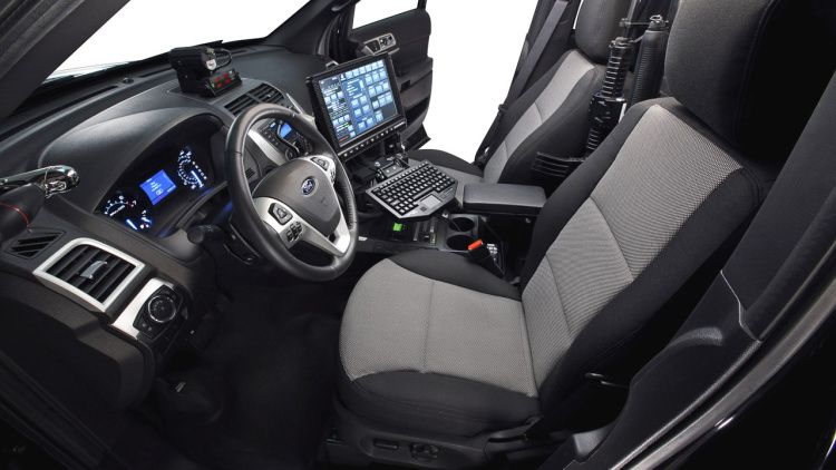 Ford Police Interceptor Utility Photo Gallery With Images Ford