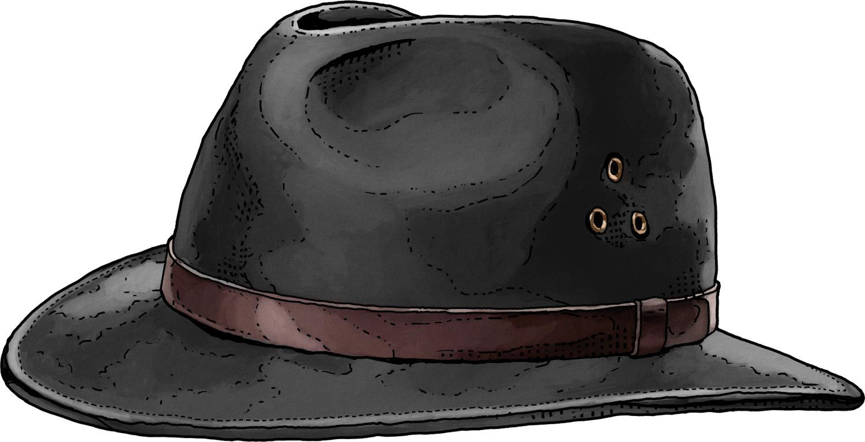 MEN S WOOL CRUSHER HAT c047d2bb098